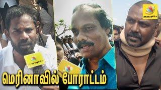 Jallikattu Protest: People