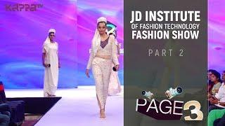 JD Institute Of Fashion Technology Fashion Show(Part 2) - Page 3 - Kappa TV