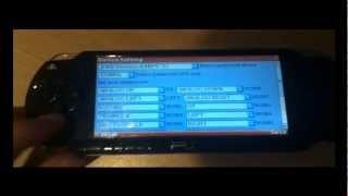 PSP Internet: How to install PspKvm + Opera Mini (latest version opera mini 7)