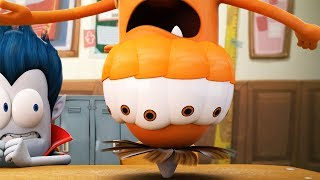 Funny Animated Cartoon | Spookiz | Kebi