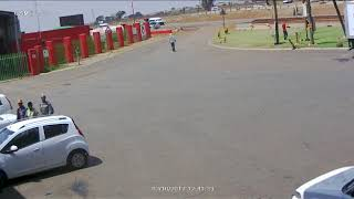 Cash in Transit Heist - South Africa