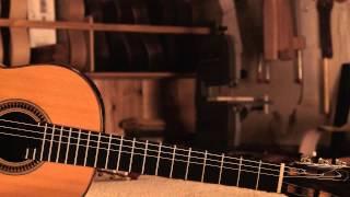 Classical guitar making part 3