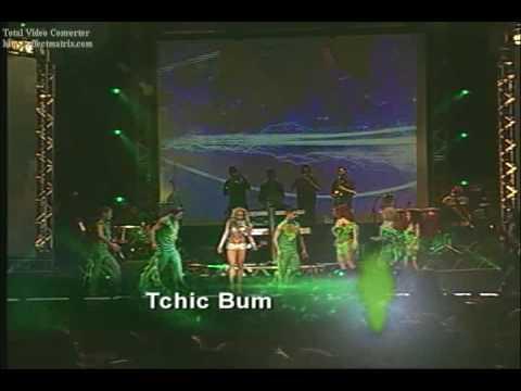 companhia do calypso • Tchic Bum • 2 DVD