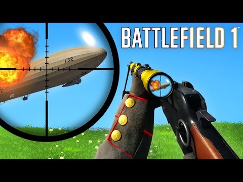 watch BATTLEFIELD 1 FAILS & Epic Moments! #4 (BF1 Funny Moments Gameplay Montage)