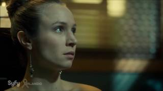WayHaught 1x13 Season Finale Part 1 *Kiss*