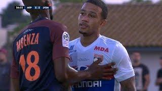 Memphis Depay vs Montpellier (Neutral) 17-18 HD 1080i - Stadium Sound