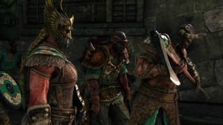 For Honor Story: You are a Raider, Legendary