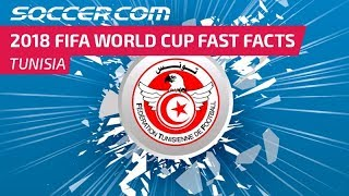 Tunisia - 2018 FIFA World Cup Fast Facts