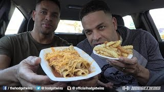 Eating Chico's Tacos For The First Time @hodgetwins