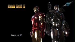 Iron Man 2 [PS3][720p|60fps][FR] Film complet