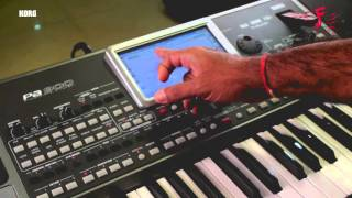KORG - Single Touch and One Touch Setting