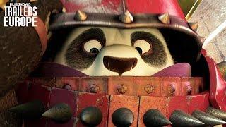 KUNG FU PANDA 3 - Nuevo Clip + Trailer en español | Compilation [HD]