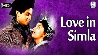 Love in Simla | Joy Mukherjee, Sadhana | Evergreen Movie | HD