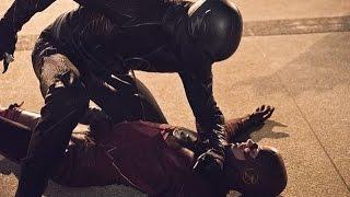The Flash 2x6: Zoom vs. The Flash