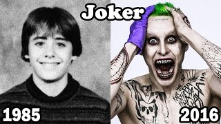 Suicide Squad Then and Now   Escuadrón Suicida Antes y Después
