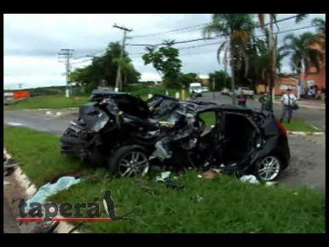 Mulher morre em acidente em Itu
