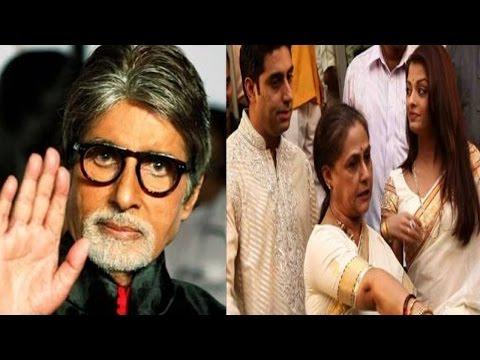 जब एक फिल्म में नजर आयेगा बच्चन परिवार…!   Whoa! Abhishek Plans Film With The Entire Bachchan Family