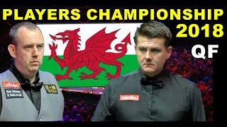 Williams v Day QF 2018 Players Championship Snooker