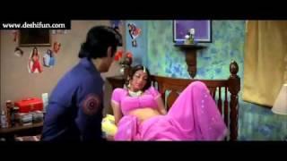Yukta Mukhey boobs masagged by a young guy.flv