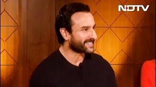 Saif Ali Khan On Why He Doesn