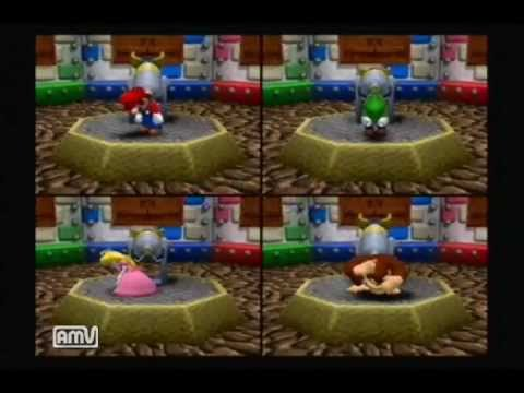 Xxx Mp4 【Mario Party 4】MISS And DRAW Movies 3gp Sex