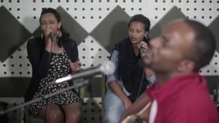 Sami Dan - Kalesh Anchi (Live on Leza Program on Sheger FM 102.1)