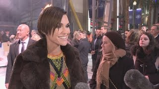 """xXx: Return Of Xander Cage premiere: Ruby Rose - """"Justin Bieber is my homeboy"""""""