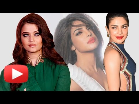Xxx Mp4 Aishwarya Rai Too Old To Endorse Brand Replaced By Priyanka Chopra 3gp Sex