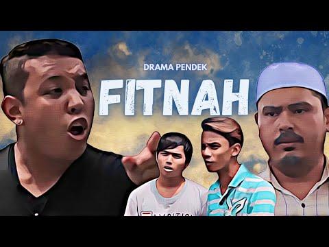 """Drama Pendek : """"FITNAH"""" (Dramatis Studio)"""