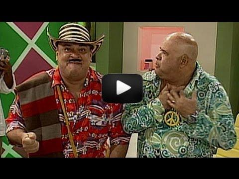 A Que Te Ríes El Vallenatero le canta a Jordy quiere un afro estilo retro