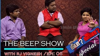 Neeya Naana Special | The Beep Show |  Season 1-BS#6 | RJ Vignesh