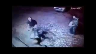 70 Year old Ex-boxer beats up young guys