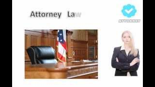 attorney lawyer - What