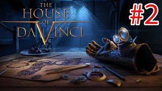 The House Of Da Vinci - Walkthrough Gameplay ( iOS / Android / STEAM )- PART 2