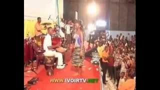 RELIGION :EVANGELICO STAR EN CONCERT LIVE EN COTE D'IVOIRE