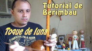 Tutorial de berimbau #11 (Toque de Iuna do Mestre Bimba - Regional)