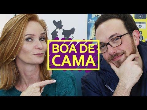 O QUE É UMA MULHER BOA DE CAMA ft. Cátia Damasceno