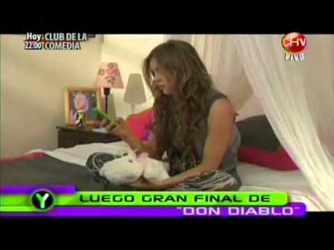 Chascarros Don Diablo Yingo