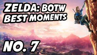 Zelda BOTW Best Moments | No. 7 | starvingstatic, waypoint, Jemimaru, LEAH, DeerNadia, Dashison