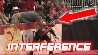 Fan Interference in Sports Compilation