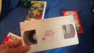Barney Songs 1995 VHS