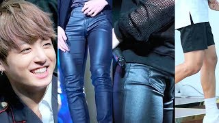 BTS JUNGKOOK OFFICIAL LEGS REVIEW