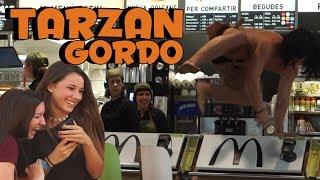 TARZÁN GORDO LLEGA A LA CIUDAD | Aloskas