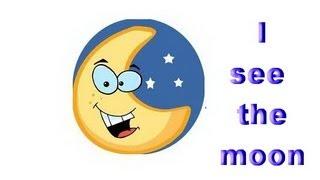 Popular Nursery Rhymes & Kids Songs - I See The Moon