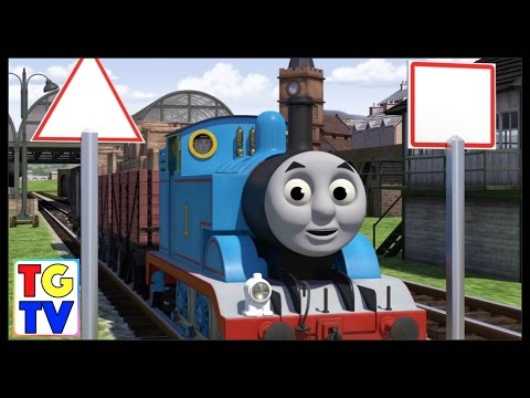 Thomas & Friends Talk To You 38 - Shape of Things