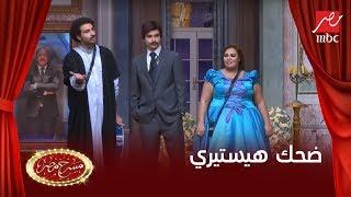 على ربيع و محمد أنور  ببطل هرش ياض جبتولنا الكلام ومن مين من واحدة