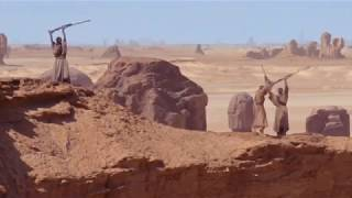 Sand People in Halo