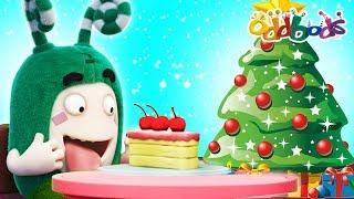 Oddbods NEW - CHRISTMAS TREATS | Oddbods Show | Funny Cartoons For Children