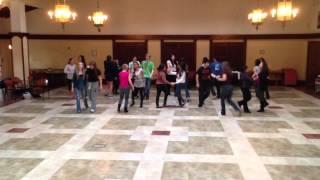 . Saint Marys College Final Swing Fling Dance  2013