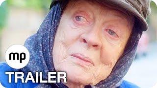 LADY IN THE VAN Trailer German Deutsch (2016) Maggie Smith